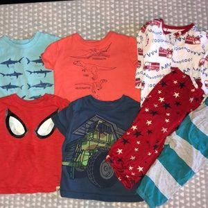 Lot of 12-18M Baby GAP boy clothes